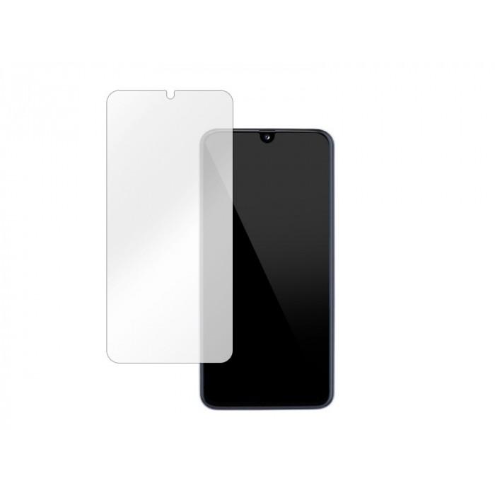 Folie protectie din sticla 2.5D securizata pentru Samsung Galaxy A90 5G, Transparenta