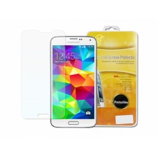 Folie protectie din sticla 2.5D securizata pentru Samsung Galaxy S5 Mini, Transparenta