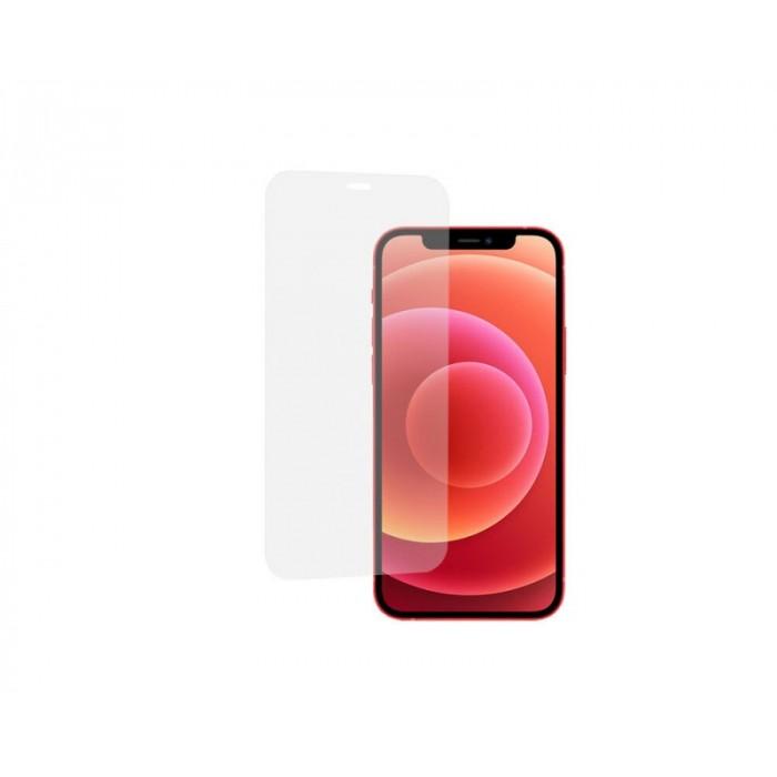 Folie protectie din sticla 2.5D securizata pentru Apple iPhone 12 Pro Max, Transparenta