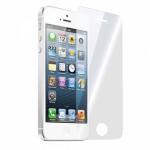 Folie protectie din sticla 2.5D securizata pentru Apple iPhone 5/5s/SE, Transparenta