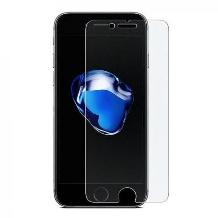 Folie protectie din sticla 2.5D securizata pentru Apple iPhone 7/8/SE 2, Transparenta