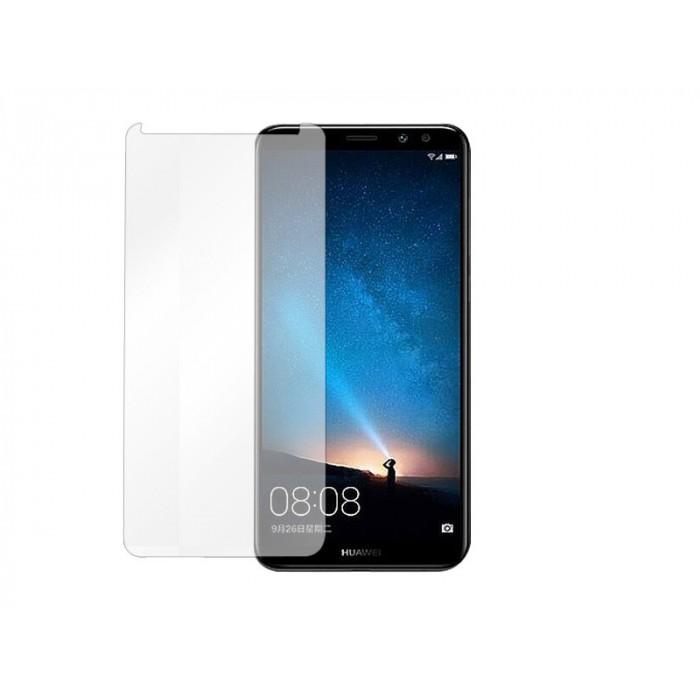 Folie protectie din sticla 2.5D securizata pentru Huawei Mate 10 Lite, Transparenta