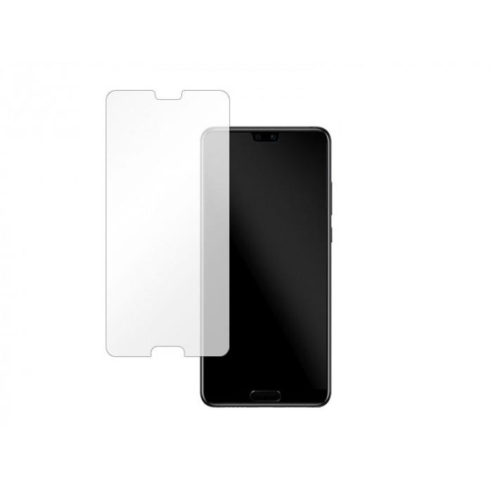 Folie protectie din sticla 2.5D securizata pentru Huawei P20, Transparenta