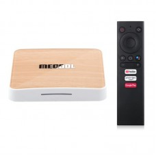 TV Box Mecool KM6 Deluxe Edition Smart Media Player