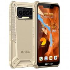 """Telefon mobil F150 B2021, 4G, U-Notch 5.86"""", 6GB RAM, 64GB ROM, Dual SIM, Gold"""