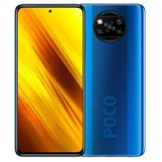 "Telefon mobil Xiaomi POCO X3 NFC, 4G, IPS 6.67"", 6GB RAM, 128GB ROM, Albastru"