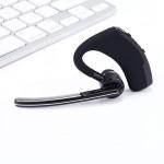 Casca profesionala V8, Bluetooth 4.1, Autonomie Mare, Microfon, Utilizare partea stanga/dreapta, Black
