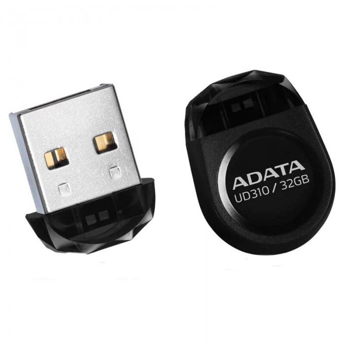 Memorie USB ADATA UD310, 32GB, USB 2.0, Negru