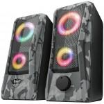 Boxe Trust GXT 606 Javv 2.0, Iluminare RGB, Camuflaj