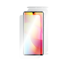 Folie de protectie Antireflex Mat Smart Protection Xiaomi Mi Note 10 Lite - fullbody - display + spate + laterale