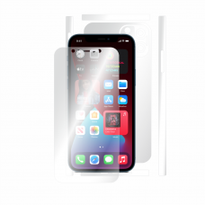 Folie de protectie Clasic Smart Protection Apple iPhone 12 Pro - fullbody - display + spate