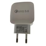 Incarcator Qualcomm 3.0, Quick Charge + cablu Type C