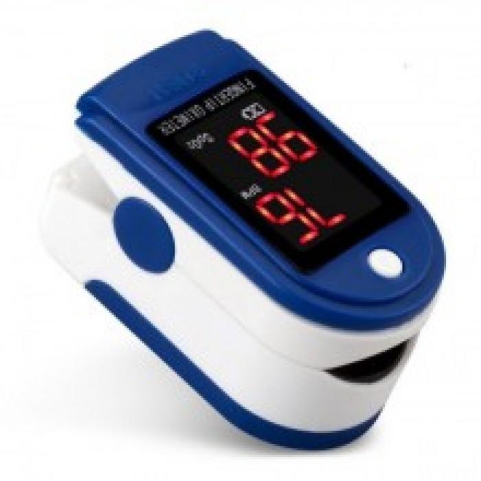 Pulsoximetru, indica saturatia de oxigen, masoara rata pulsului