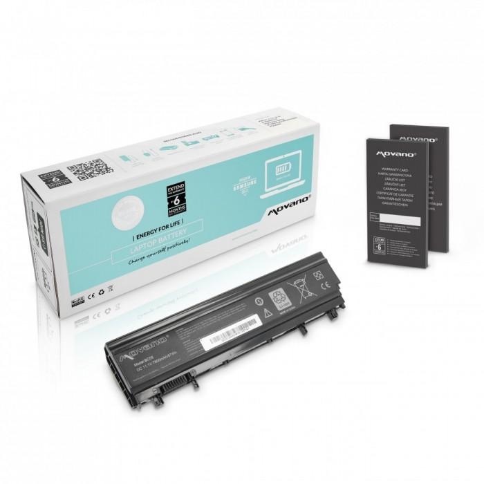 Baterie laptop PREMIUM compatibila Dell Latitude E5440, E5540 (7800mAh),451-BBID