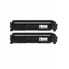 2 buc Toner Compatibil ECO BOX Black CF230X