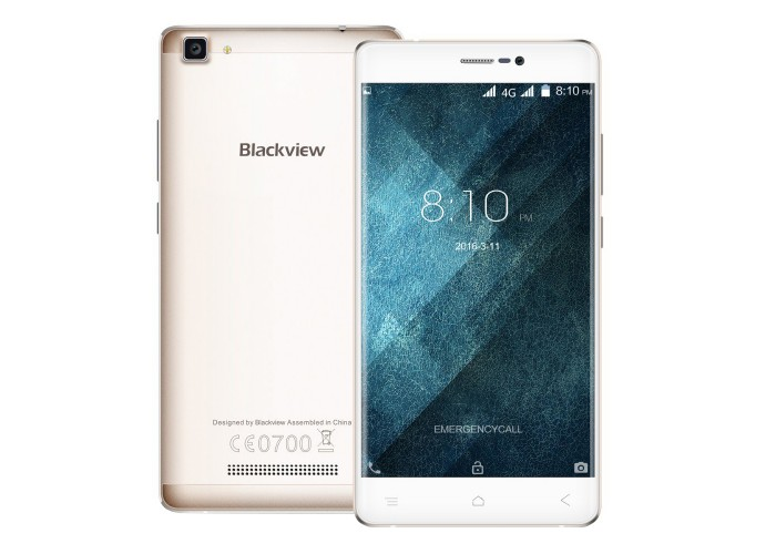 Blackview A8 Gold
