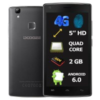 Doogee X5 Max Pro Negru