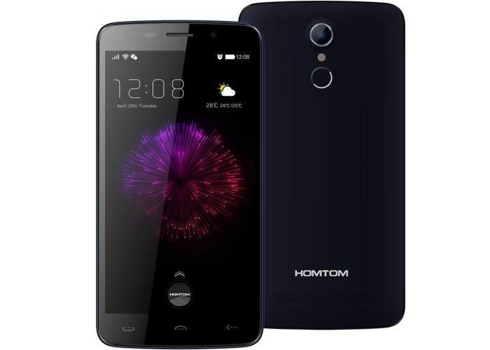 HomTom HT17 Dark Blue