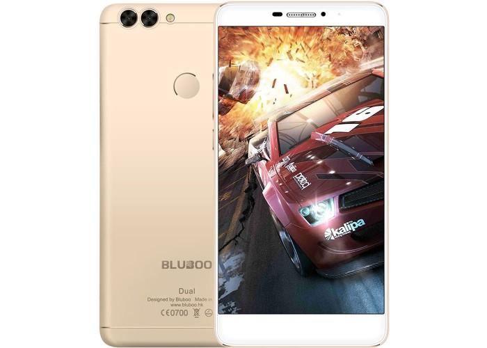 Bluboo Dual Gold
