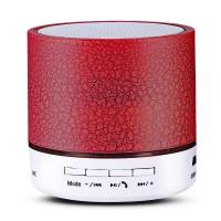 Boxa portabila A9, Bluetooth V3.0, 3W, Microfon, microSD, USB, Radio FM, LED
