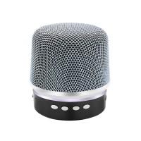 Boxa portabila NBY BY1030, Bluetooth, Radio FM, USB, microSD, Handsfree, 300mAh, Silver