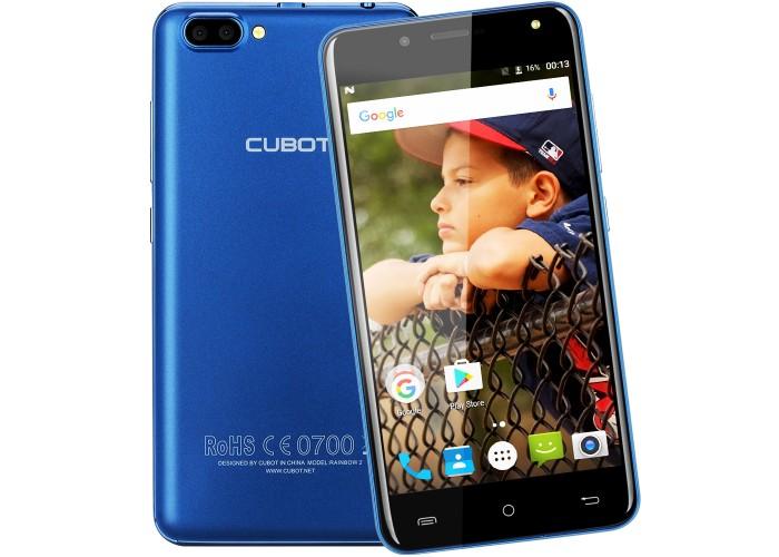Cubot Rainbow 2 Blue