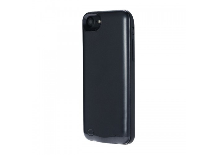 Acumulator Power Case 10000mAh pentru iPhone 7 Plus, Black