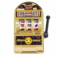 Mini-aparat Cazino Anti-stres, Auriu
