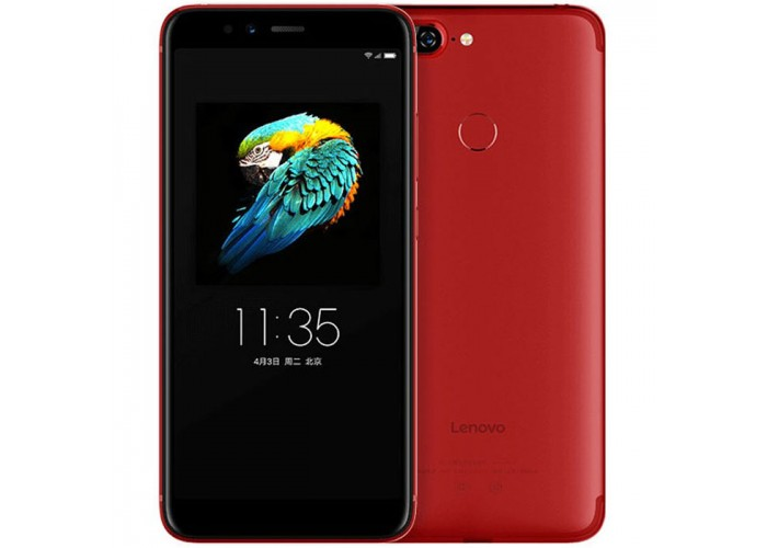 Lenovo S5, 3GB, Red