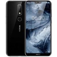 Resigilat Nokia X6 (2018), Black