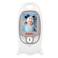 Video monitor copii Wireless, Xblitz, Alb