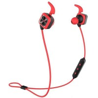 Casti Bluetooth Bluedio CCK KS Plus Red