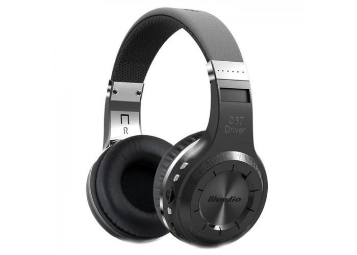 Casti Bluetooth Bluedio H+ Black