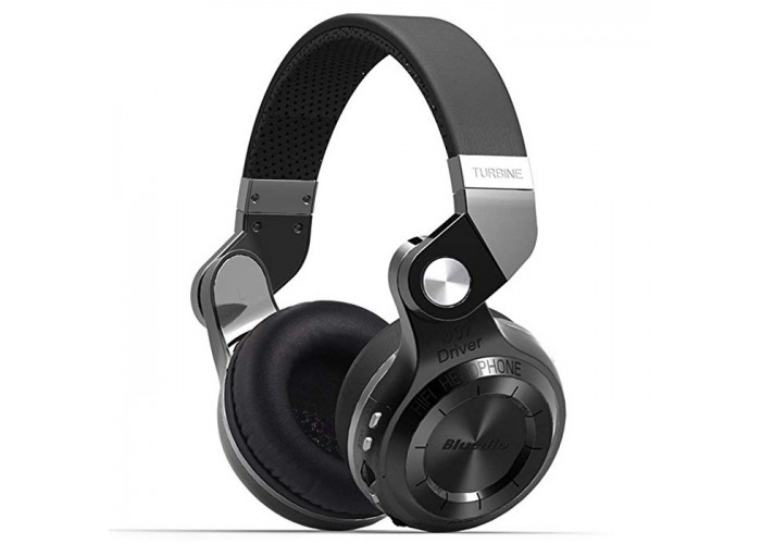 Casti Bluetooth Bluedio T2+ Black