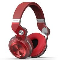 Casti Bluetooth Bluedio T2+ Red