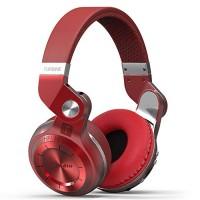Casti Bluetooth Bluedio T2+ Red