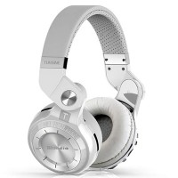 Casti Bluetooth Bluedio T2+ White