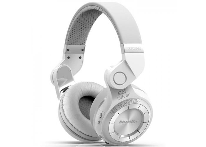 Casti Bluetooth Bluedio T2 White