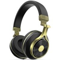 Casti Bluetooth Bluedio T3 Gold
