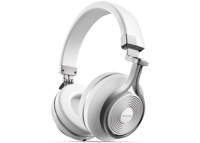 Casti Bluetooth Bluedio T3 White
