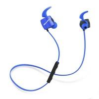 Casti Bluetooth Bluedio TE Sport Blue