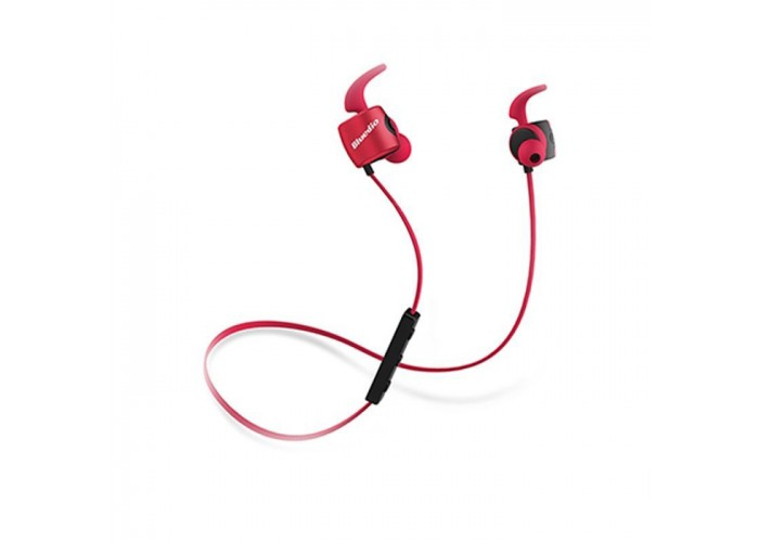 Casti Bluetooth Bluedio TE Sport Red