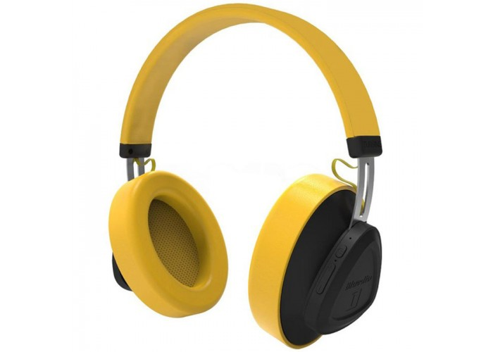 Casti Bluetooth Bluedio TM Yellow