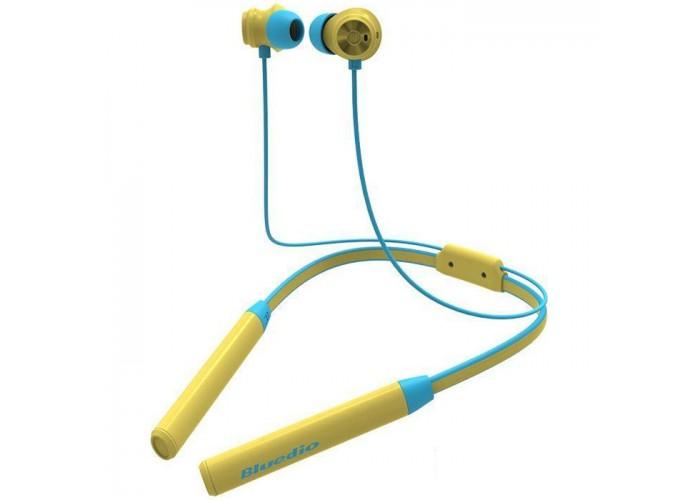 Casti Bluetooth Bluedio TN 2 Yellow