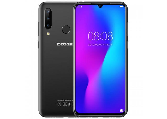 Doogee Y9 Plus Black
