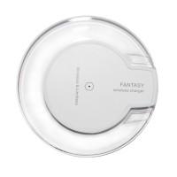 Incarcator Wireless IST 100% Fantasy, Alb