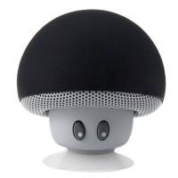 Boxa portabila Mushrooms, Bluetooth, AUX, Microfon, Negru