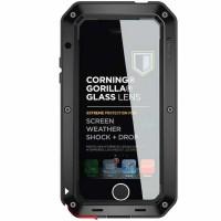 Husa Lunatik TAKTIK® Extreme pentru iPhone 6 Plus / iPhone 6s Plus, Black