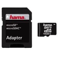 Card microSD Hama 16GB