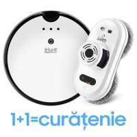 Pachet iHunt Robot Window AutoClean + iHunt Robot Vacuum Pro